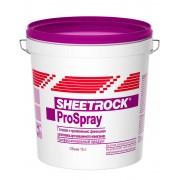Шпаклевка Шитрок для машинного нанесения Pro Spray