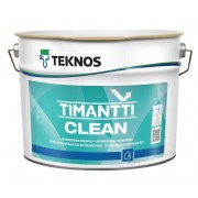 Краска антимикробная TIMANTTI CLEAN