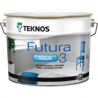 Матовая адгезионная грунтовка FUTURA AQUA 3