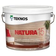 Лак для внутренних поверхностей NATURA 15