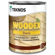 Грунтовочный антисептик WOODEX BASE