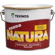 Защитное средство для саун SAUNA NATURA