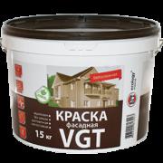Краска фасадная по дереву «Белоснежная» ВД-АК-1180