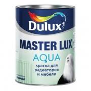 Эмаль Dulux Master Lux Aqua 40