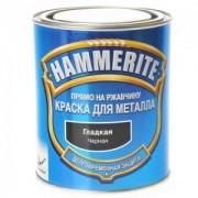 Краска Hammerite Глянцевая гладкая