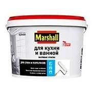 Краска Marshall Для кухни и ванной