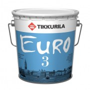 Краска Tikkurila Euro 3