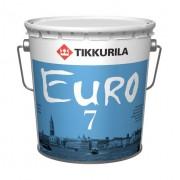 Краска Tikkurila Euro 7