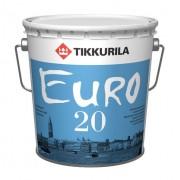 Краска Tikkurila Euro 20