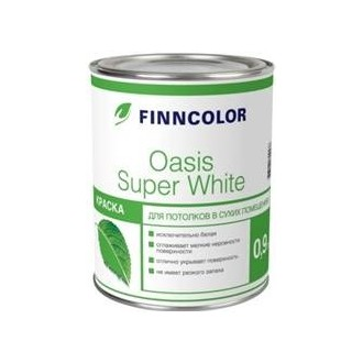 Краска Finncolor Oasis Super White