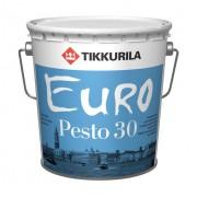 Краска Euro Tikkurila Pesto 30