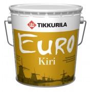 Лак Tikkurila Euro Kiri Глянцевый