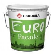 Краска Tikkurila Euro Facade