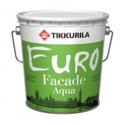 Краска Tikkurila Euro Facade Aqua