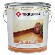 Масло Tikkurila Valtti по дереву