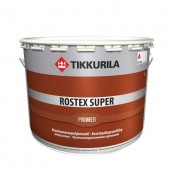 Грунтовка Tikkurila Rostex Super