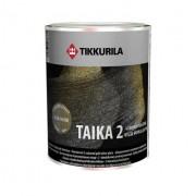 Лазурь Tikkurila Taika двухцветная
