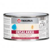 Лак Tikkurila Oksalakka для обработки сучков