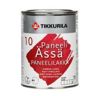 Лак Tikkurila Paneeli Assa для внутренних помещений