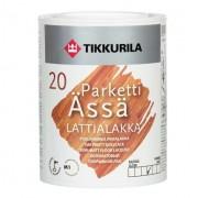 Лак Tikkurila Parketti Assa для пола