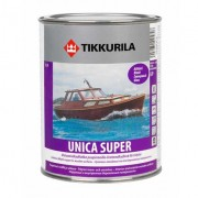 Лак Tikkurila Unica Super для дерева