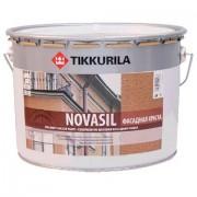 Краска Tikkurila Novasil фасадная