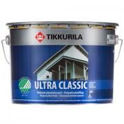 Краска Tikkurila Ultra Classic для дома