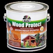 Пропитка Düfa Wood Protect для защиты древесины с воском