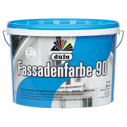 Водно-дисперсионная краска Düfa FASSADENFARBE RD90