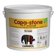 Штукатурка с цветными камнями Caparol Capa-Stone