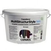 Гидрофобное покрытие Caparol Capadecor MultiStructurStyle FEIN