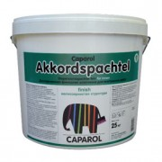 Шпаклевка Caparol Akkordspachtel finish