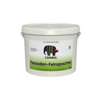 Шпатлевка фасадная финишная Caparol Fassaden-Feinspachtel