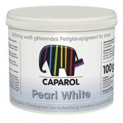 Пигмент Capadecor Pearl White