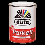 Лак Düfa PARKETT паркетный полуматовый