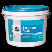 Штукатурка структурная декоративная Düfa STRUKTUR PUTZ
