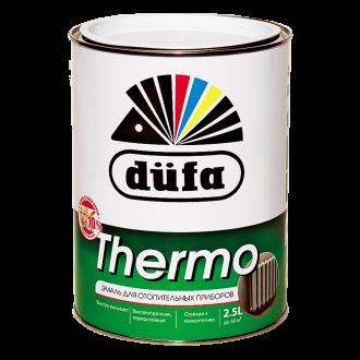 Эмаль Düfa THERMO для отопительных приборов белая