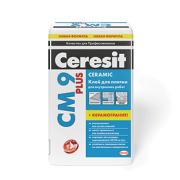 Клей для керамической плитки и керамогранита для внутренних работ  Ceresit СМ 9 Plus